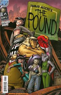 Cover Thumbnail for Richard Moore's The Pound (Antarctic Press, 2009 series) #1