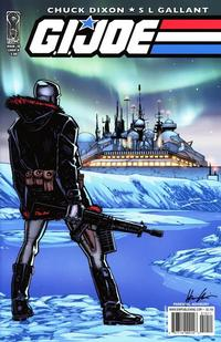 Cover Thumbnail for G.I. Joe (IDW, 2008 series) #10 [Cover A]