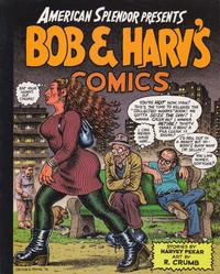 Cover Thumbnail for Bob & Harv's Comics (Four Walls Eight Windows, 1996 series)