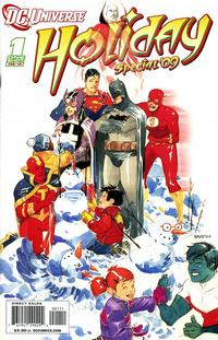 Cover Thumbnail for DC Holiday Special '09 (DC, 2010 series) #1