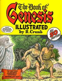 Cover Thumbnail for The Book of Genesis Illustrated (W. W. Norton, 2009 series)