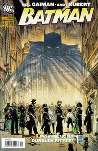 Cover Thumbnail for Batman (Panini Deutschland, 2007 series) #35