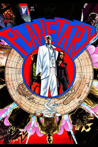 Cover Thumbnail for Planetary (DC, 1999 series) #27