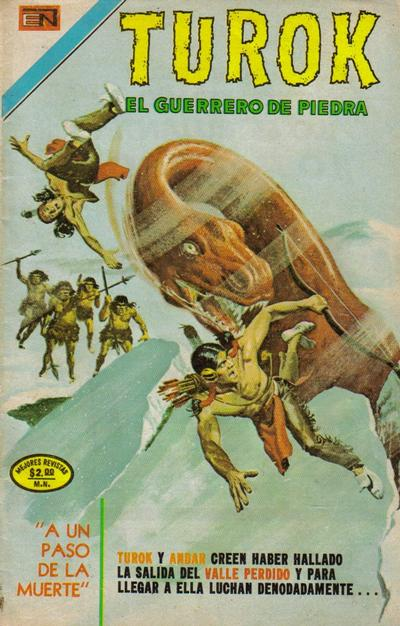 Cover for Turok (Editorial Novaro, 1969 series) #69