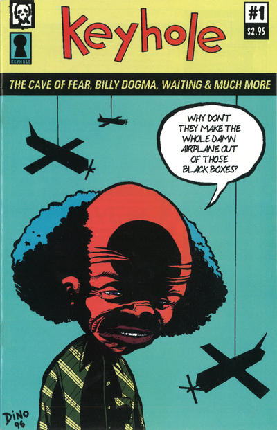 Cover for Keyhole (Millennium Publications, 1996 series) #1