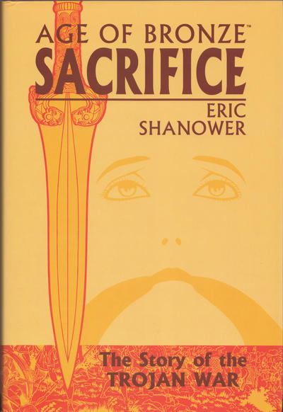 Cover for Age of Bronze (Image, 2001 series) #2 - Sacrifice