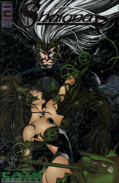 Cover for Shaiana (Entity-Parody, 1995 series) #1