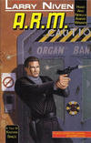 Cover for A.R.M. (Malibu, 1990 series) #1