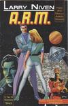 Cover for A.R.M. (Malibu, 1990 series) #3