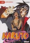 Cover for Naruto (Ediciones Glénat, 2002 series) #43