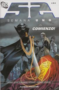 Cover Thumbnail for 52 (Planeta DeAgostini, 2007 series) #1