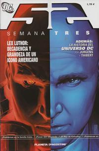 Cover Thumbnail for 52 (Planeta DeAgostini, 2007 series) #3