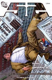 Cover Thumbnail for 52 (Planeta DeAgostini, 2007 series) #10