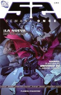 Cover Thumbnail for 52 (Planeta DeAgostini, 2007 series) #11