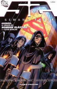 Cover Thumbnail for 52 (Planeta DeAgostini, 2007 series) #13