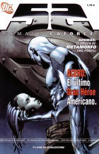 Cover Thumbnail for 52 (Planeta DeAgostini, 2007 series) #14