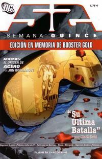 Cover Thumbnail for 52 (Planeta DeAgostini, 2007 series) #15
