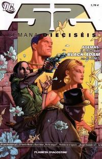 Cover Thumbnail for 52 (Planeta DeAgostini, 2007 series) #16