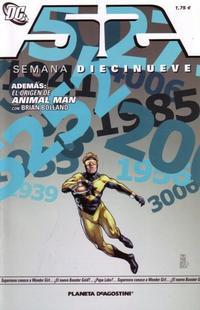 Cover Thumbnail for 52 (Planeta DeAgostini, 2007 series) #19