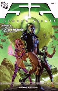 Cover Thumbnail for 52 (Planeta DeAgostini, 2007 series) #20
