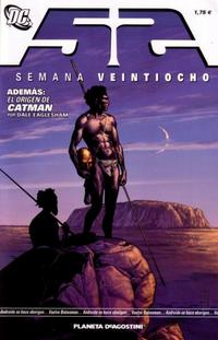 Cover Thumbnail for 52 (Planeta DeAgostini, 2007 series) #28
