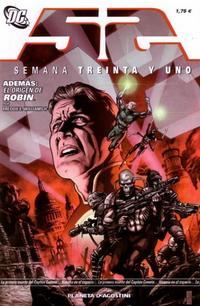 Cover Thumbnail for 52 (Planeta DeAgostini, 2007 series) #31