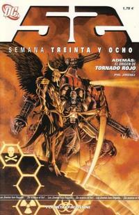 Cover Thumbnail for 52 (Planeta DeAgostini, 2007 series) #38
