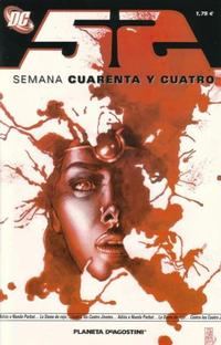 Cover Thumbnail for 52 (Planeta DeAgostini, 2007 series) #44