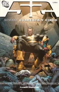 Cover Thumbnail for 52 (Planeta DeAgostini, 2007 series) #45