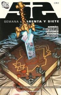 Cover Thumbnail for 52 (Planeta DeAgostini, 2007 series) #47