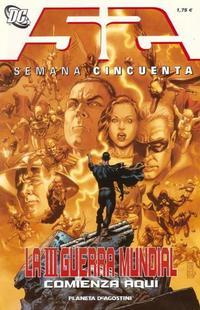 Cover Thumbnail for 52 (Planeta DeAgostini, 2007 series) #50
