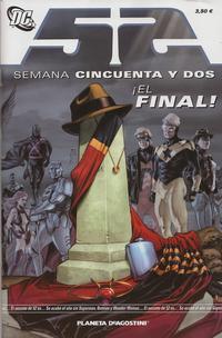 Cover Thumbnail for 52 (Planeta DeAgostini, 2007 series) #52