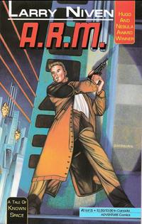 Cover Thumbnail for A.R.M. (Malibu, 1990 series) #2