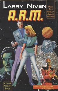 Cover Thumbnail for A.R.M. (Malibu, 1990 series) #3