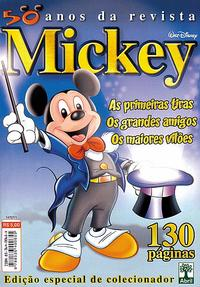 Cover Thumbnail for Mickey 50 Anos (Editora Abril, 2002 series)