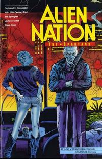 Cover Thumbnail for Alien Nation: The Spartans (Malibu, 1990 series) #3