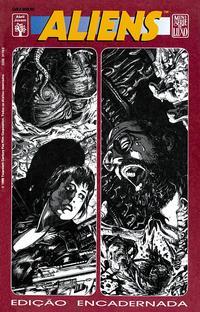 Cover Thumbnail for Aliens (Edição Encadernada) (Editora Abril, 1991 series)
