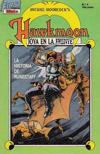 Cover Thumbnail for Hawkmoon (Ediciones B, 1988 series) #4