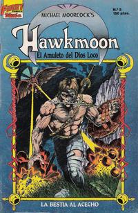 Cover Thumbnail for Hawkmoon (Ediciones B, 1988 series) #5
