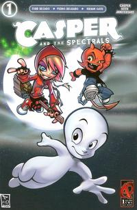 Cover Thumbnail for Casper and the Spectrals (Ardden Entertainment, 2009 series) #1