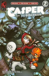 Cover Thumbnail for Casper and the Spectrals (Ardden Entertainment, 2009 series) #2