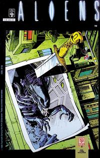 Cover Thumbnail for Aliens (Editora Abril, 1990 series) #3