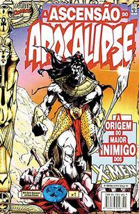 Cover Thumbnail for A Ascensão do Apocalipse (Editora Abril, 1998 series) #1