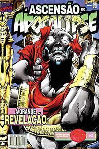 Cover Thumbnail for A Ascensão do Apocalipse (Editora Abril, 1998 series) #2