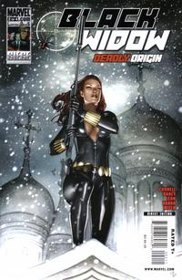 Cover Thumbnail for Black Widow: Deadly Origin (Marvel, 2010 series) #2