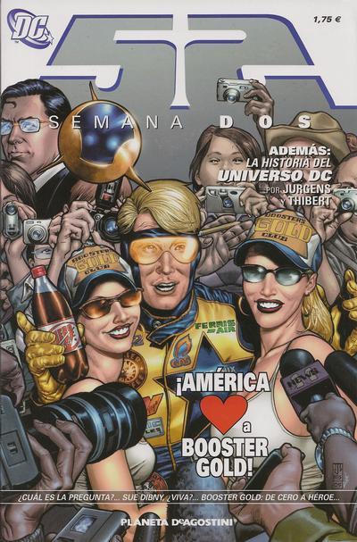 Cover for 52 (Planeta DeAgostini, 2007 series) #2