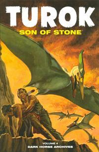 Cover Thumbnail for Turok, Son of Stone (Dark Horse, 2009 series) #4