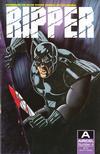 Cover for Ripper (Malibu, 1989 series) #4