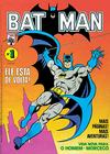 Cover for Batman (Editora Abril, 1984 series) #1