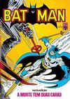 Cover for Batman (Editora Abril, 1984 series) #3